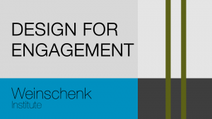 Design for Engagement Course Logo