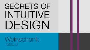 Secrets of Intuitive Design Course Logo