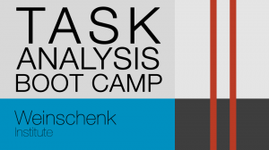 Task Analysis Boot Camp Course Logo