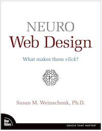 Neuro Web Design book cover