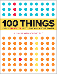 Presenter book cover