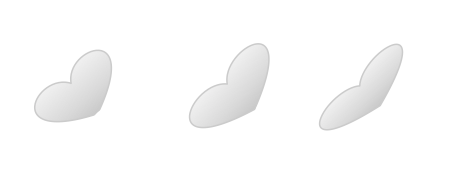 picture of rounded and elongated shapes