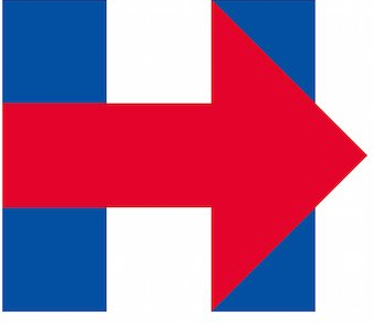 logo for Hillary campaign