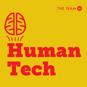 Logo for HumanTech podcast