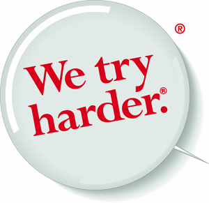 Avis Button: We Try Harder