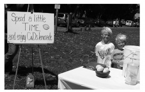 picture of a lemonade stand
