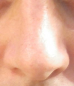 Picture of a nose