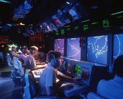Photo of military personnel in a control room