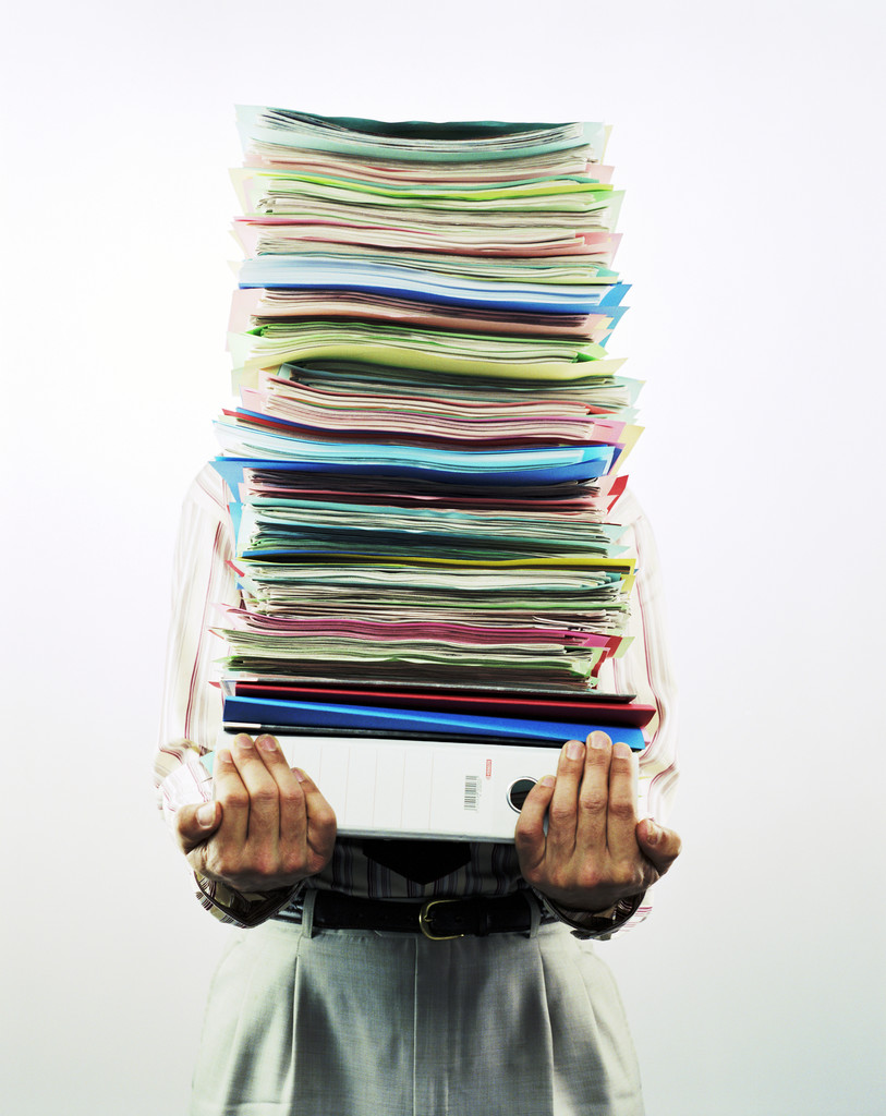 Pile Of Reports : Tips to get a team implement your recommendations